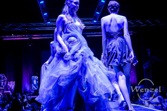 Welcome to Wonderland,  Horrorstory, Modenschau, Lizz & Meesor, Altes Theater Magdeburg –  Foto Wenzel-Oschington.de