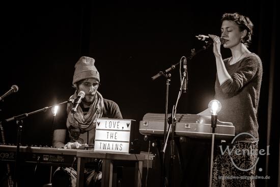 Love, The Twains, Konzert, Moritzhof Magdeburg –  Foto Wenzel-Oschington.de
