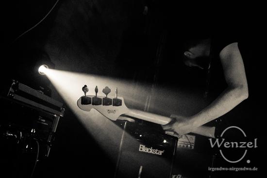 Kickboard Drivers, Record, Release, Kulturwerkstatt, Magdeburg, Musikkombinat –  Foto Wenzel-Oschington.de