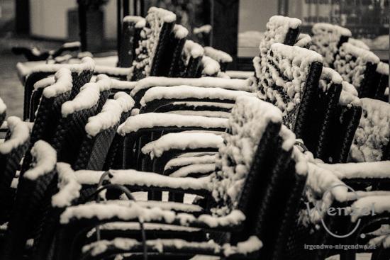 Winterspaziergang, Magdeburg, Hasselbachplatz –  Foto Wenzel-Oschington.de