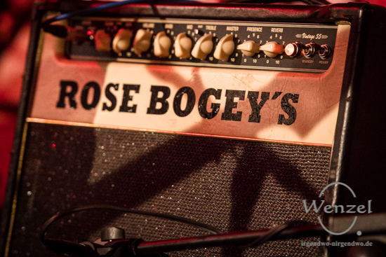 beds on fire, Rose Bogey's, Konzert, Festung Mark, Magdeburg –  Foto Wenzel-Oschington.de