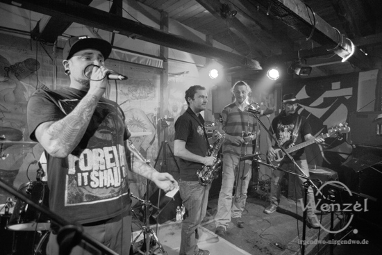 Jugendzentrum, Knast, Magdeburg, Party, Punk, Ska, SkaNutz –  Foto Wenzel-Oschington.de