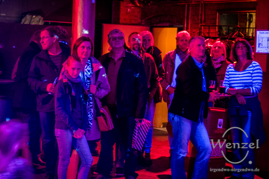 ECOC 2025, European Capitals of Culture, Kulturhauptstadt Magdeburg, Magdeburg 2025, Ottostadt, Kulturnacht, Anschlagen, 2017, Sudenburg, Kulturzentrum Feuerwache, Balkanmusik, Fräulein Winkelmann –  Foto Wenzel-Oschington.de