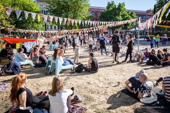ECOC 2025, European Capitals of Culture, Kulturhauptstadt Magdeburg, Magdeburg, Magdeburg 2025, Ottostadt, Volleyballplatz, Olvenstedter, Stadtfeld –  Foto Wenzel-Oschington.de