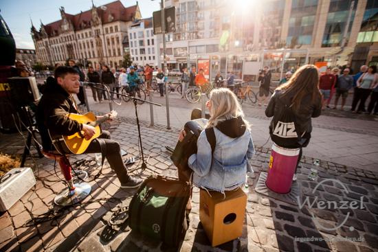 ECOC 2025, European Capitals of Culture, Kanada, Konzert, Kulturhauptstadt Magdeburg, Magdeburg, Magdeburg 2025, Ottostadt, Fête de la Musique –  Foto Wenzel-Oschington.de