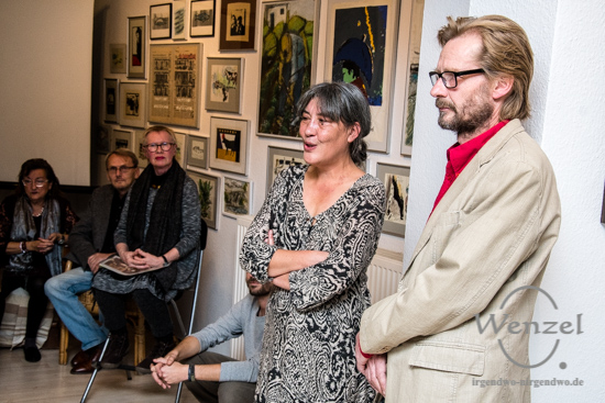 10 Jahre Kunstwerkstatt –  Foto Wenzel-Oschington.de
