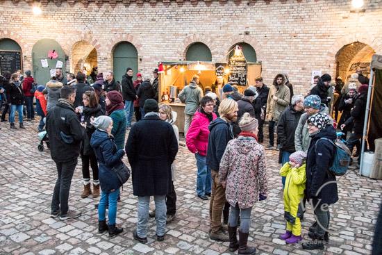 Advent, ECOC 2025, European Capitals of Culture, Kulturhauptstadt Magdeburg, Magdeburg, Magdeburg 2025, Ottostadt, Ravelin –  Foto Wenzel-Oschington.de