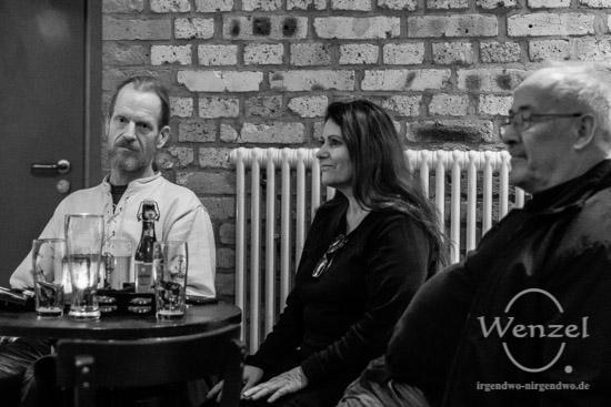 ECOC 2025, European Capitals of Culture, Festung Mark, Kulturhauptstadt Magdeburg, Magdeburg, Magdeburg 2025, Montag, Musik, Kultur, Ottostadt, Session, Stübchen, Jam-Session –  Foto Wenzel-Oschington.de
