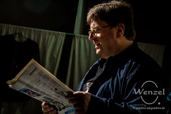 Lars Johansens Jahresrückblick im Querstyle –  Foto Wenzel-Oschington.de
