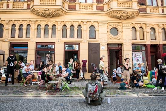 Kunstmarkt HEINZ – Buckau 2019 –  Foto Wenzel-Oschington.de