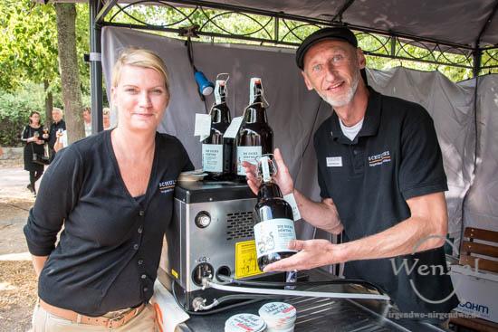 Craft Beer Festival, ECOC 2025, European Capitals of Culture, Kulturhauptstadt Magdeburg, Magdeburg, Magdeburg 2025, Milchkuranstalt, Ottostadt, Bier, Bierbrauer –  Foto Wenzel-Oschington.de