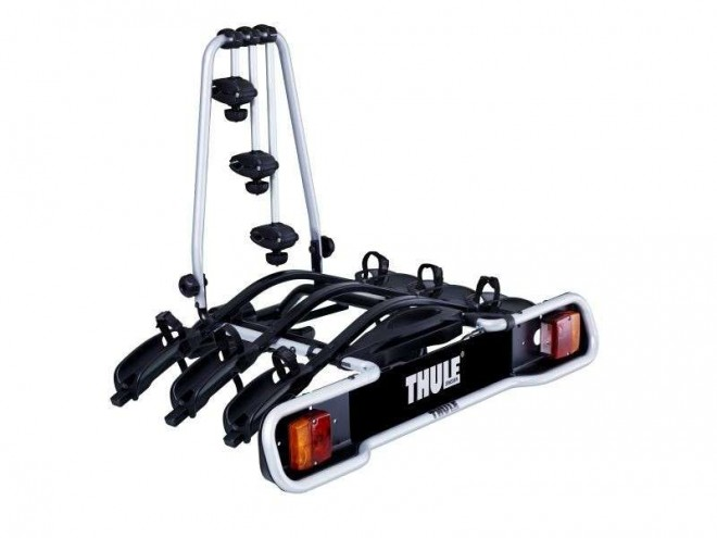 thule bike rack rental