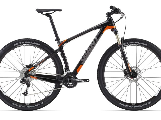 29er Hardtail bike hire