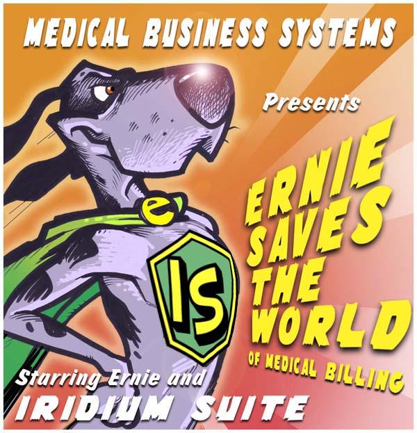 ernie saves the world of medical billing