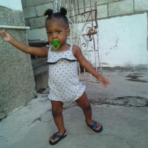 Toddler abducted
