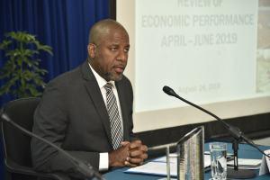 PIOJ Upgrades Second Quarter Growth Forecast To 12.9%