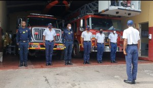 St. Ann firefighters mourn loss of colleagues