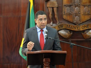 Tighter COVID-19 measures announced by Prime Minister Andrew Holness take effect today