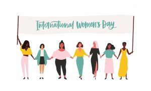 Entertainers celebrate International Women's Day