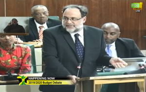 Opposition Leader Mark Golding Tables Private Bill on Impeachment
