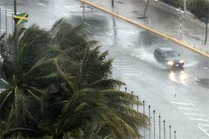 Jamaicans urged to brace for rainfall