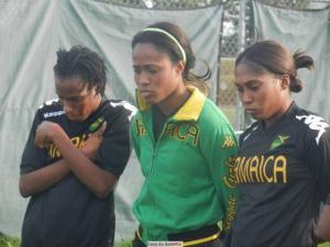 Reggae Girlz Stumble at Crucial Hurdle