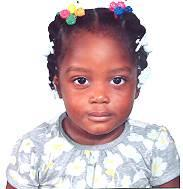 $50,000 reward offered for safe return of missing 3 yr. old girl