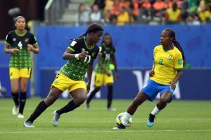 Reggae Girlz striker blasts JFF over unpaid wages