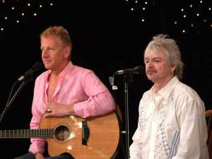 Air Supply all set for charity concert