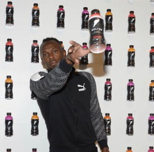 Usain Bolt Teams Up With Gatorade To Launch Bolt24 Iriefmiriefm