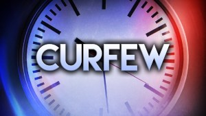 Nightly curfew to be extended