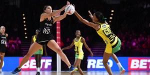 World champs New Zealand crush Sunshine Girls at Vitality Nations Cup