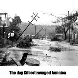 Remembering Hurricane Gilbert