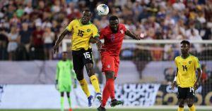 Reggae Boyz go down to USA in Gold Cup semi-finals