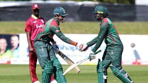 Windies lose to Bangladesh in Tri-Nation series final dress rehearsal