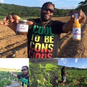 Gramps Morgan's newest jerk sauce officially out