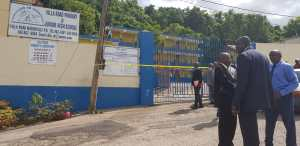 Quick action by Villa Road primary principal spared children