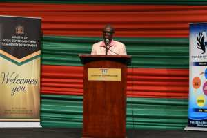 Local Gov't Minister commits to improving salaries of nurses working in infirmaries