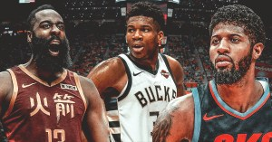 Harden & Antetokounmpo unanimously selected to All-NBA first team