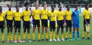 Jamaica's under 20 reggae girls handed tough draw in next year's Concacaf Women's Olympic qualifiers
