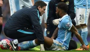 Hamstring injury rules out Raheem Sterling for several weeks
