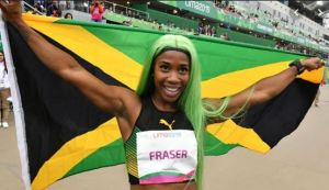 Shelly Ann Fraser Pryce nominated in two categories for the first ever Pan Am Sports Awards