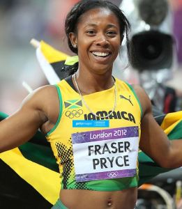 Shelly Ann Fraser Pryce has been shortlisted for the Laureus World Sports award