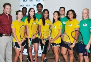 Jamaica Squash Association (JSA) has suspended all scheduled tournaments and competitions