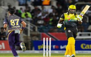 Jamaica Tallawahs crashed to fourth consecutive loss in the Caribbean Premier League