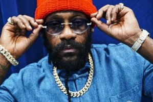 Tarrus Riley, Skillibeng for Fader Magazine's Digital Fort 2.0
