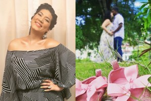 Tessanne Chin expecting baby girl