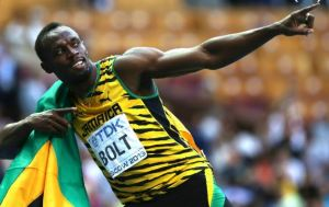 Eight time Olympic gold medalist Usain Bolt to run at next year's Vitality Running World Cup
