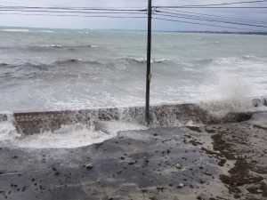 Motorists in Western Jamaica urged to exercise caution as rains impact some roadways