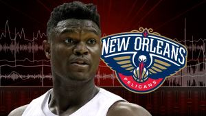 Zion Williamson drafted no.1 by New Orleans